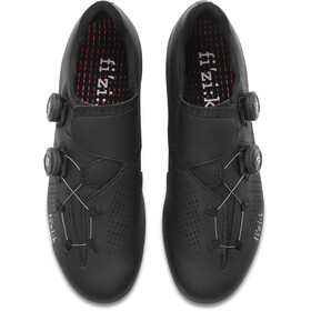 Fizik Infinito R1 Racing Bike Shoes, black/black